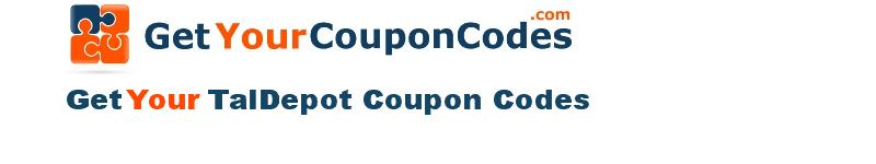 TalDepot coupon codes online